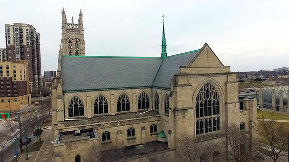 Old Church Minneapolis