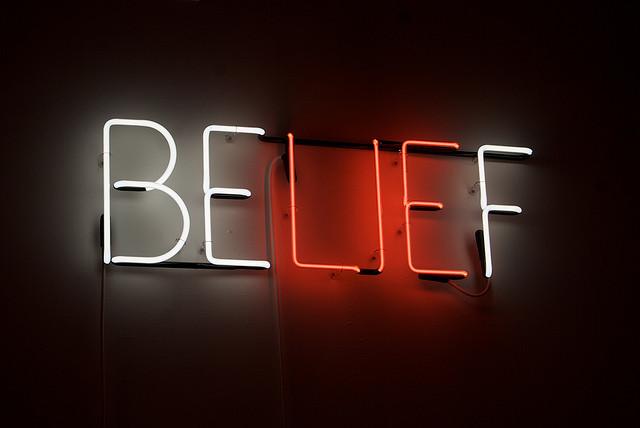 Your Beliefs Matter