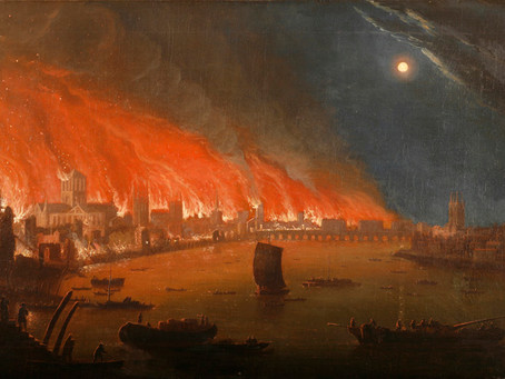 Europe's Bonfire: The Story of the Great Fire of London