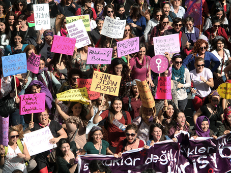 International Women's Day: A Day for Celebration?