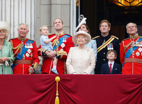 Celebrating the Queen's Birthday in June