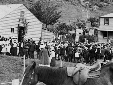 The Violation of Article Two in Te Tiriti o Waitangi: The Taranaki Land Wars and Parihaka