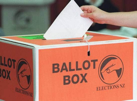 The History of Voting in New Zealand