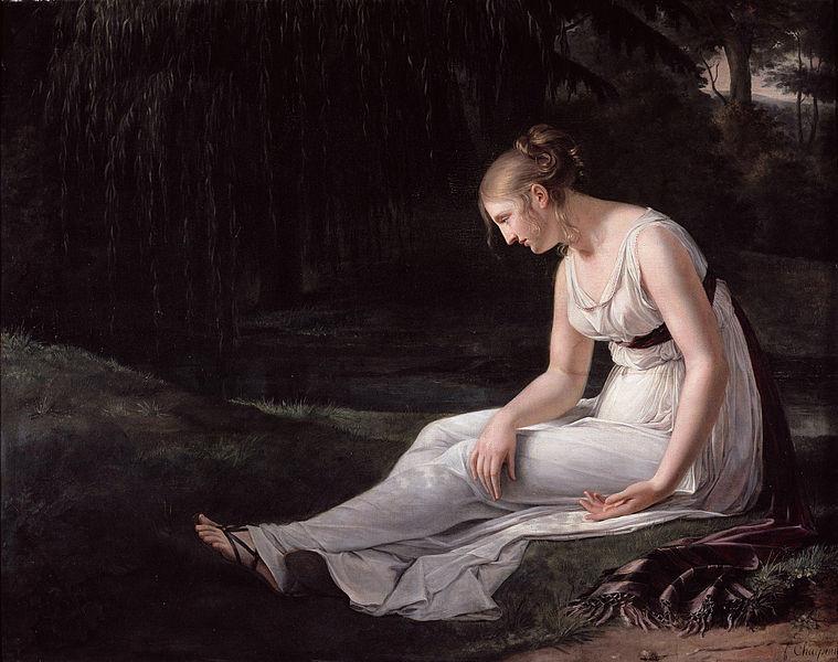 Constance Marie Charpentier, 1801 / Public domain