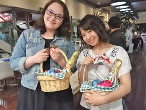 Photos from last AJA Eigo Nihongo Kaiwa Club on 17 April 2019 4月17日のAJA英語日本語会話クラブの写真