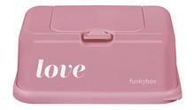 vintage pink - love