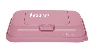 to go vintage pink love