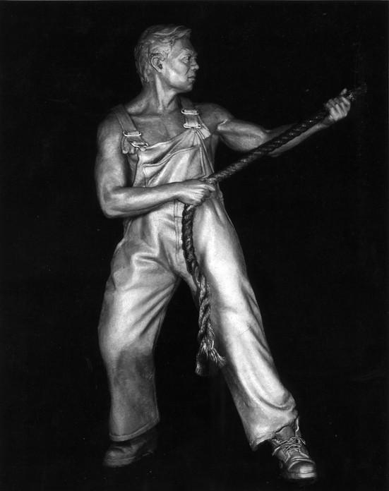 Upper Figure 1989 (Ping Choi)