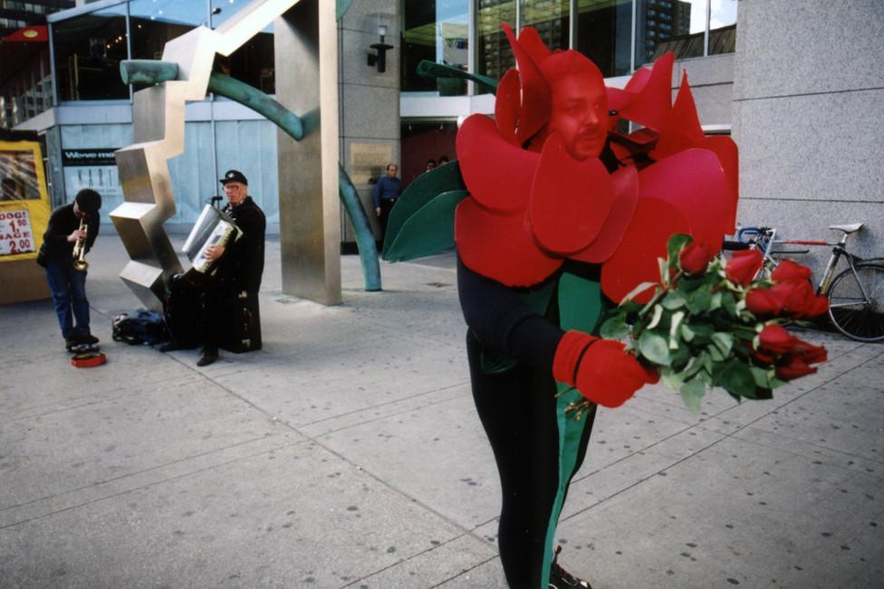 The Rose Peddler 2000