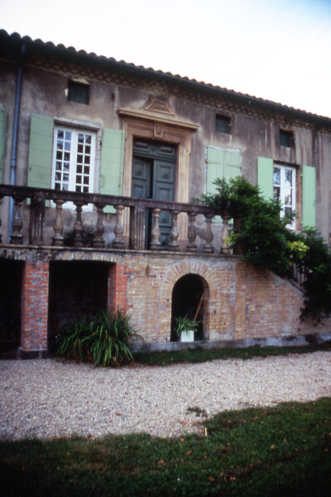 ArtistResidency - Albert Gleizes Foundation, Sablon, France 1994