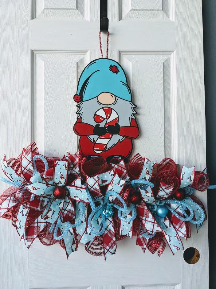 Christmas Gnome Decor