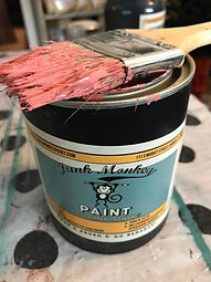 Junk Monkey Paint