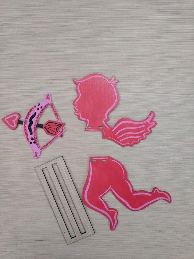 Cupid Rail Kit