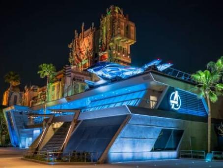 Disneyland opens Avenger's Campus