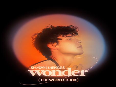 Shawn Mendes announces 2022 Wonder Tour
