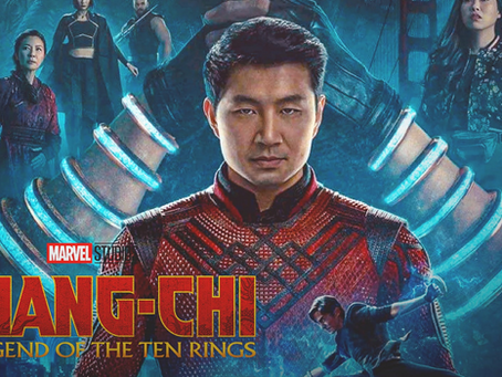 Shang Chi and the Legend of the Ten Rings hits box office records