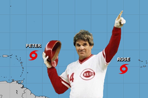 Mother Nature Weighs in on MLB Hall of Fame