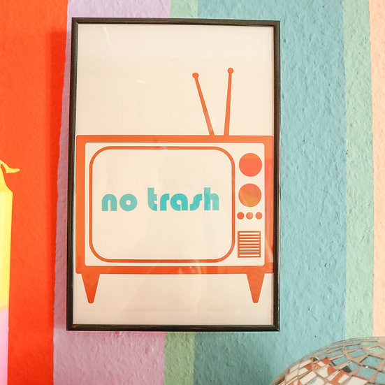 No Trash TV