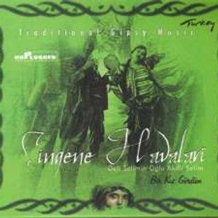 送料無料!Music CD CINGENE HAVALARI BIR KIZ GORDUM