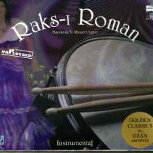 Music CD  RAKS-I- ROMAN