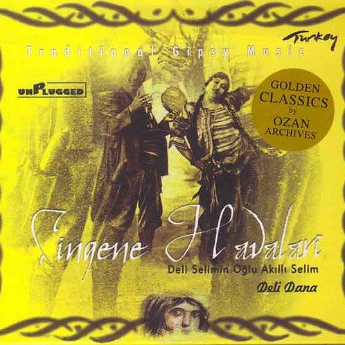 送料無料!Music CD CINGENE HAVALARI DELI DANA