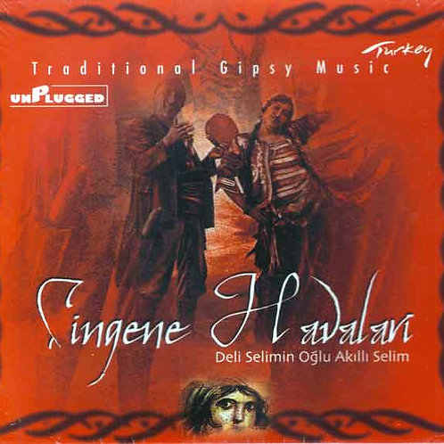 Music CD CINGENE HAVALARI