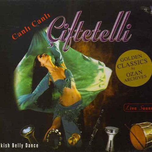 Music CD CANLICANLI CIFTETELLI-GR