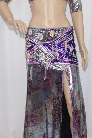 【ベリーダンス衣装 フルセット】Dunya_DB063 エジプシャン衣装
