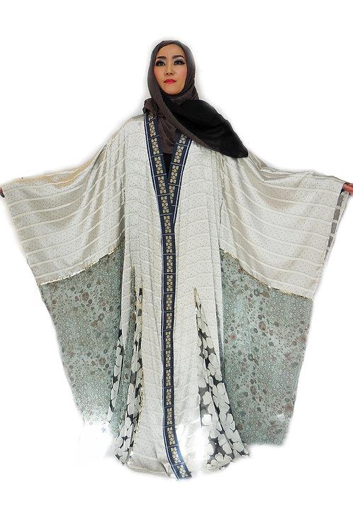 送料無料【モデストファッション アバヤ アジア風着物スタイル 】Abaya Modestfashion Kimono07