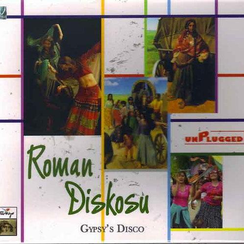 送料無料!Music CD ROMAN DISKOSU