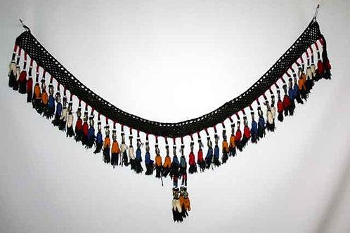 送料無料!【ベリーダンス・アクセサリー】Bellydance accessory トライバル タッセル Tribal tassel  009