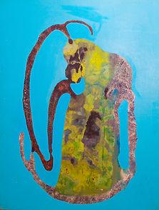 Moussa Traoré, Sans titre, © Galerie Atiss