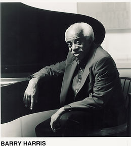 Dr. Barry Harris