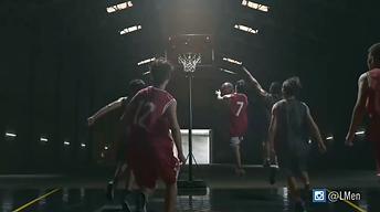 l-men, gain mass, commercial, basket, bangkok, thailand, corrado serri, cinematographer, Naknakk Wallop Prasopphol