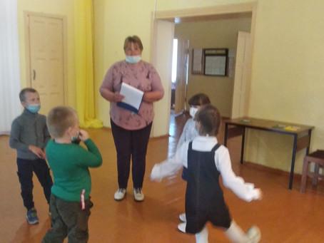 Июньские мероприятия для детей в Рябчинском СДК