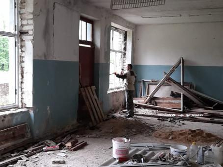 Реализация Национального проекта администрации Брянской области «Сто деревень» в Дубровском районе