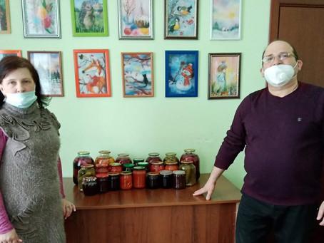 """Всероссийская акция """"8 марта в каждый дом"""""""