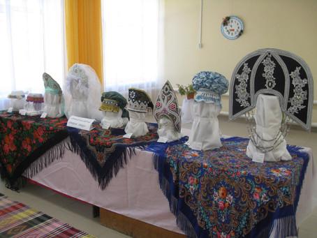 """Выставка """"Новый взгляд на старые вещи"""" в Алешинском СДК"""