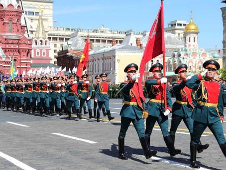 Онлайн-концерт, посвященный 75 годовщине Парада Победы