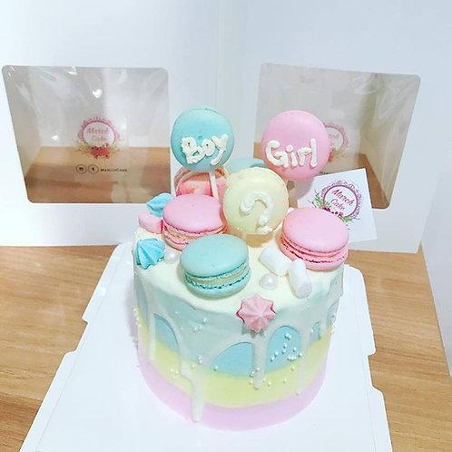 胎兒性別蛋糕 新款