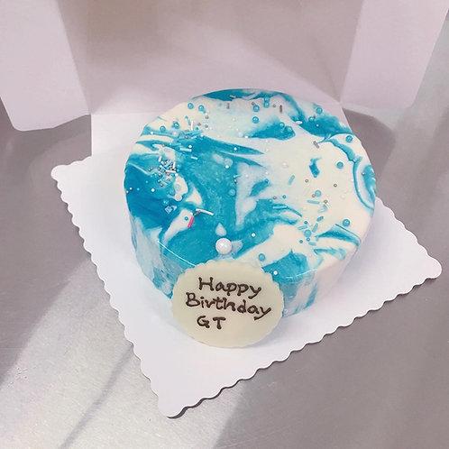 鏡面蛋糕(芝士凍餅)