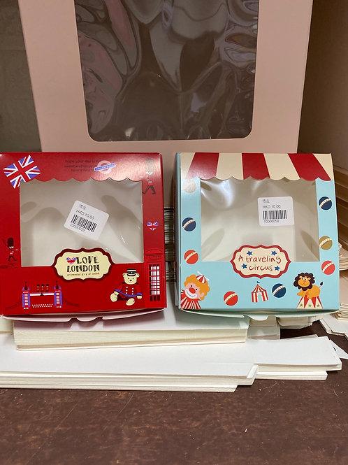 禮盒 可以放曲奇馬卡龍等甜品