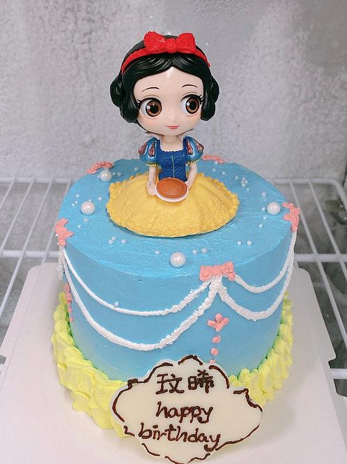 白雪公主蛋糕