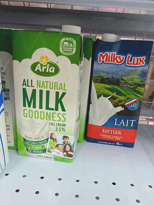 牛奶 全脂奶