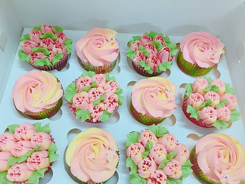 cupcakes 12件裝 012款