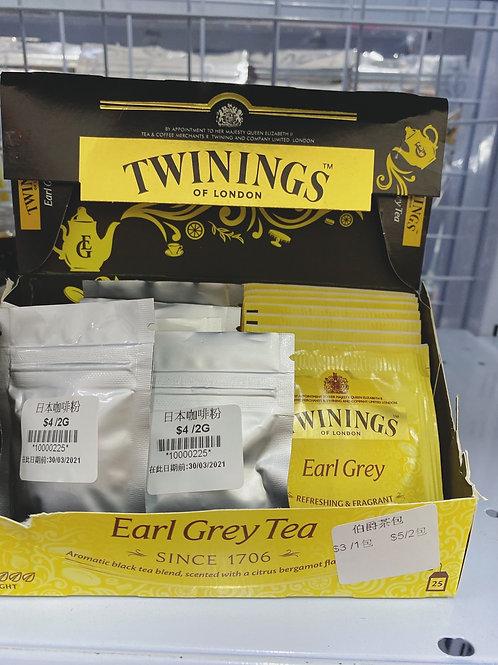 伯爵茶包2包