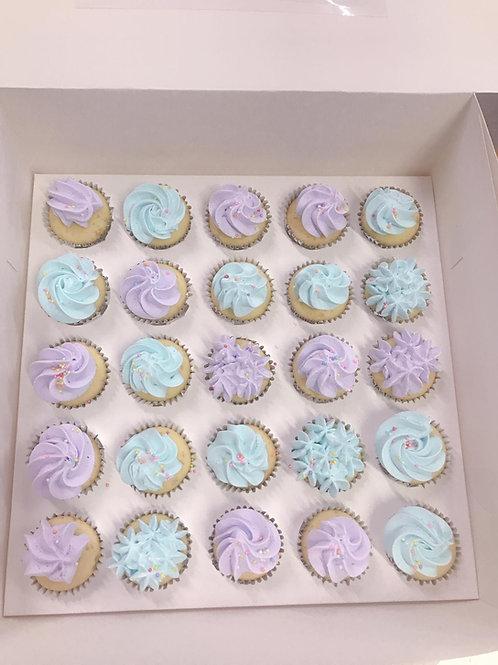 037款mini cupcake 25件一盒