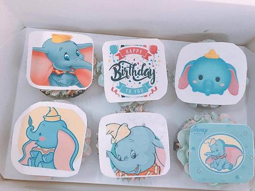 cupcakes 013款 相片cupcake 六件