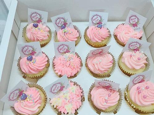 cupcakes 12件裝 09款