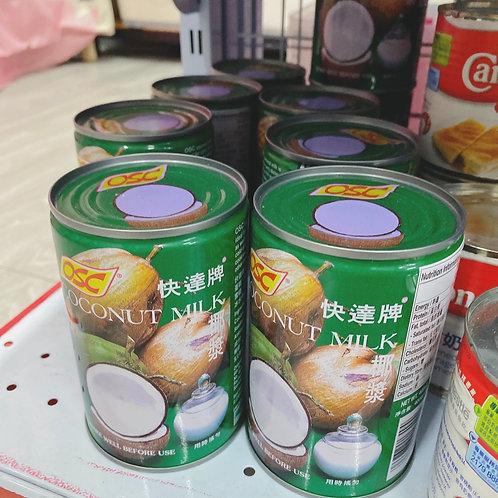 椰漿400 ml